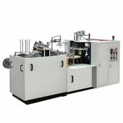 5 HP Disposable Paper Cup Making Machine