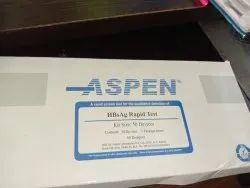 HBsAg rapid test strips