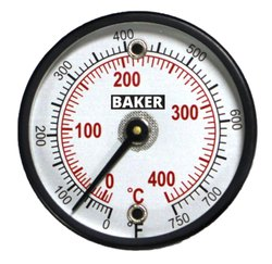 Handheld Baker Magnetic Surface Thermometer, Model Name/Number: 314FC
