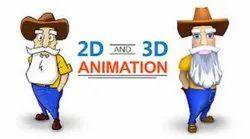 Online 2D 3D Animation Service