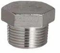 Mild Steel Hex Plug
