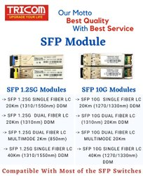 SFP MODULES GIGABIT