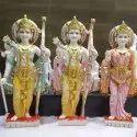 Lord Sita Ram Laxman Statue