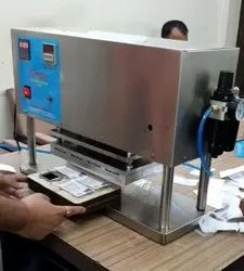 Pneumatic Blister Sealing Machine