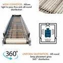 UVC Disinfection Conveyor