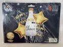 Happy New Year Foil balloon Set