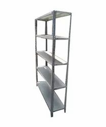 Free Standing Unit Color Coated Industrial Storage Rack, Upto 150 Kg, 3x6 Feet