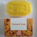 Flower Of Life Turmeric Soap