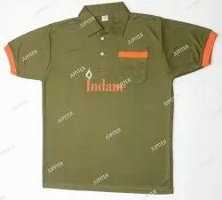 涤纶半袖运动T恤,年龄组:3至18岁