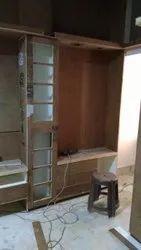 TV Unit Interior Works