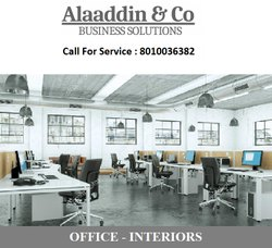 Office Interior Designing Service, Interior design