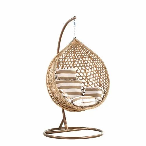 Mild Steel Modern Hanging Egg Chair For Home Size 7 5 Ft Rs 12500 Piece Id 22824013373
