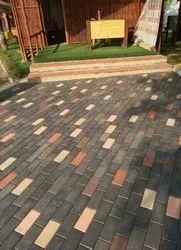 Cement Floor Brick, Packaging Type: OPEN