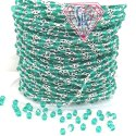 Green Onyx Gemstone Beaded Jewelry Chain