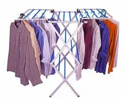 Cloth Dryer Stand Double Hanging Rack Cloth Stands