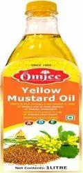 OmJee Gai Chhap Yellow Mustard Oil