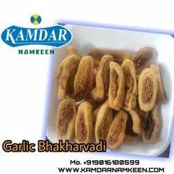 Garlic Bhakharwadi