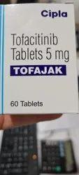 Cipla Tofacitinib Tablets 5 Mg