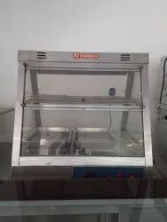 Food Display Cases HOT CASE S.S