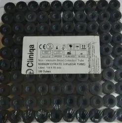 NON VACUUM SODIUM CITRATE 3.8% (ESR TUBE)