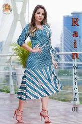 Poli Rayon Casual Wear New Product