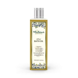 byPureNaturals Organic After Bath Massage Oil- 100 ml