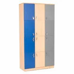 School Wooden Locker