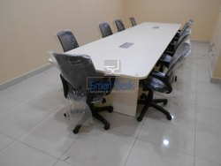 MT 18 10 Seater Conference Table