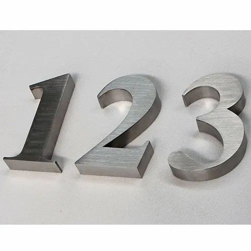 Stainless Steel Number