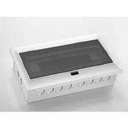 Orna Plastic Push Button Power Distribution Box, IP44