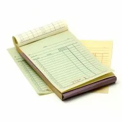 Paper Invoice Printing Service, in Pan India