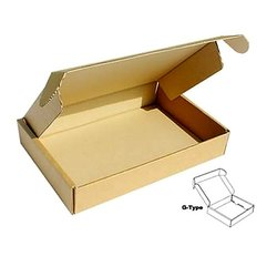 Cardboard Brown Laminated Box