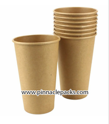 Brown Paper Cups