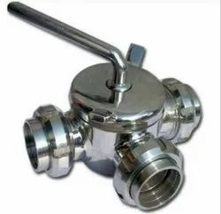 Stainless Steel Tee Valve