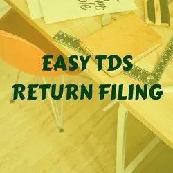Easy TDS Return Filing Services, in Gurgaon