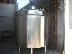 3000 Liter SS Purified Water Storage Tank