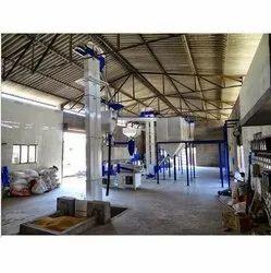 10 Ton Automatic Atta Chakki Plant