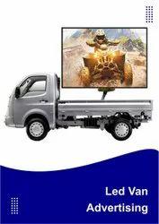 Led Van Advertising Service