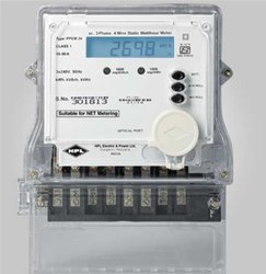 Three Digital HPL Energy Meter