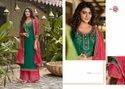 Tripple AAA Kalash Vol 2 Jam Silk With Embroidery Work Dress Material Catalog