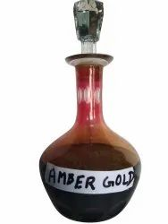 Amber Gold Oil
