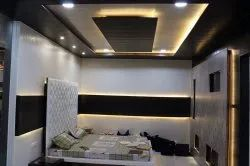Rectangular PVC Panel, For Home, Office, Thickness: 15 Mm