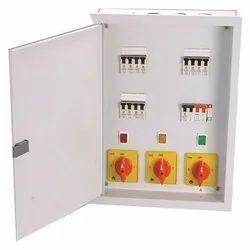 Mild Steel CB Distribution Box, IP55