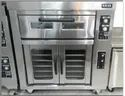 Electric Single Deck Oven With 12 Trays Proofer