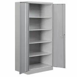 Orignal White Godrej Steel Almirah, For Office, Size: 6-4
