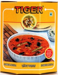Tiger Sambar Masala 50 G