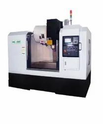 WINNER 415 Vac Three Phase CNC Vertical Milling Machine, Automation Grade: Automatic, Model Name/Number: Vmill 6040