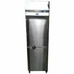 SS Double Door Vertical Refrigerator