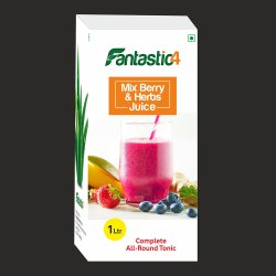 Mix Berry Herb Juice