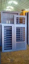 Security Steel Window